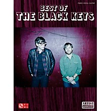Cherry Lane Best Of The Black Keys for Piano/Vocal/Vocal PVG