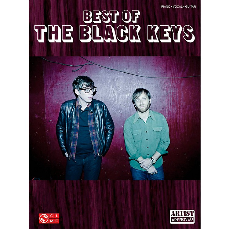 Cherry LaneBest Of The Black Keys for Piano/Vocal/Vocal PVG