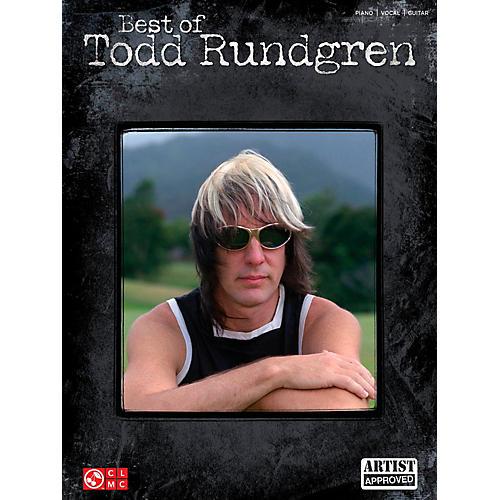 Cherry Lane Best Of Todd Rundgren for Piano/Vocal/Guitar PVG