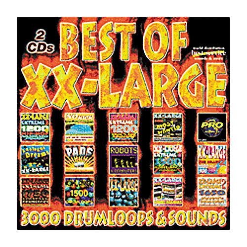 EastWest Best Of XXLarge Greatest Hits Akai/E-MU Sample CD-ROM
