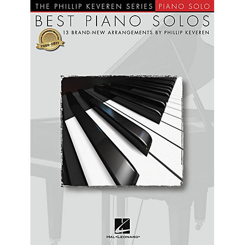 Hal Leonard Best Piano Solos - Phillip Keveren Series - Special Anniversary Collection-thumbnail