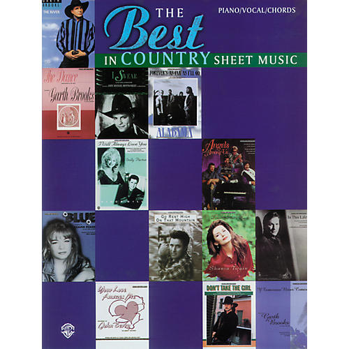 Alfred Best in Country Sheet Music