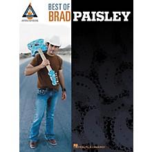 Hal Leonard Best of Brad Paisley Guitar Tab Songbook
