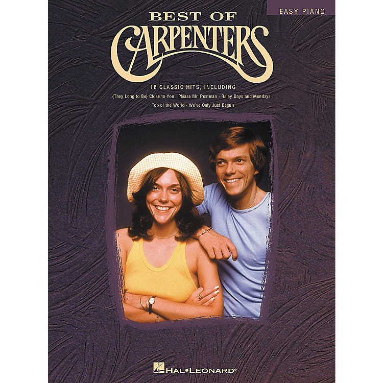 Hal LeonardBest of Carpenters