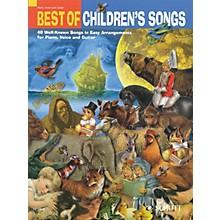 Schott Best of Children's Songs Misc Series
