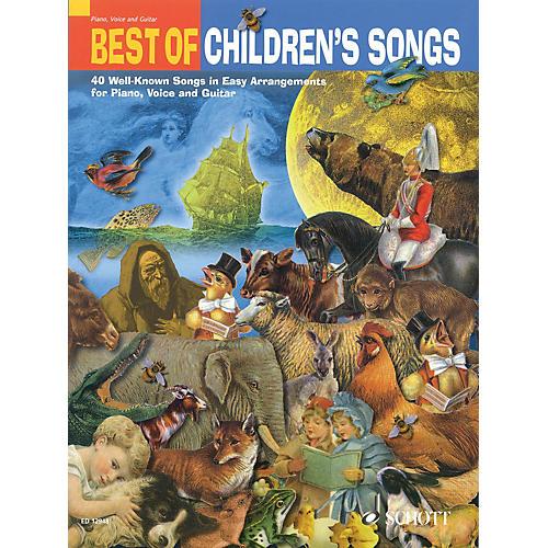 Schott Best of Children's Songs Misc Series-thumbnail
