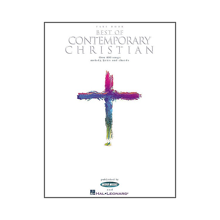 Hal Leonard Best of Contemporary Christian Fake Book