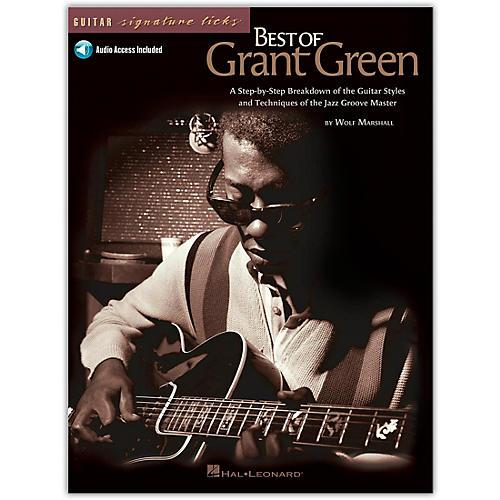 Hal Leonard Best of Grant Green (Book/Online Audio)