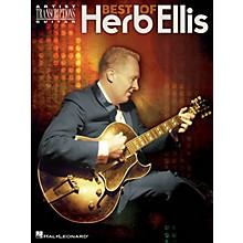 Hal Leonard Best of Herb Ellis Artist Transcriptions Series Softcover Performed by Herb Ellis