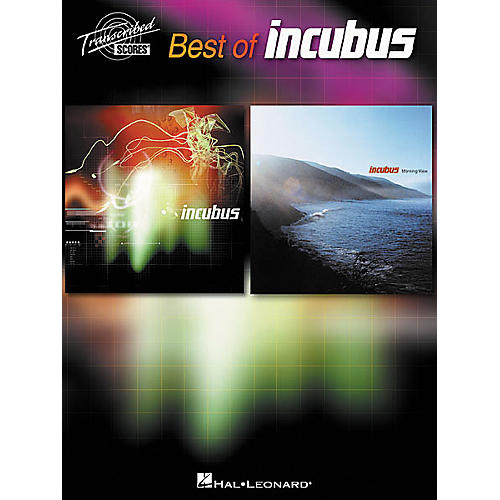 Hal Leonard Best of Incubus Transcribed Score Book