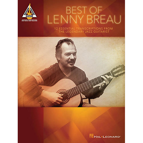 Hal Leonard Best of Lenny Breau Guitar Recorded Version Series Softcover Performed by Lenny Breau-thumbnail