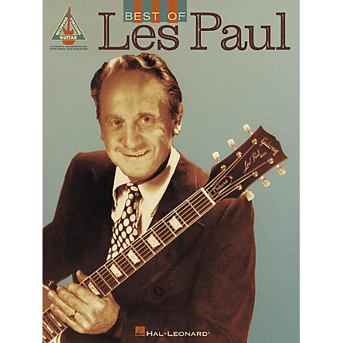 Hal Leonard Best of Les Paul Guitar Tab Songbook