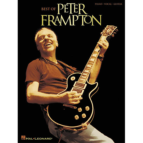 Hal Leonard Best of Peter Frampton Piano, Vocal, Guitar Songbook