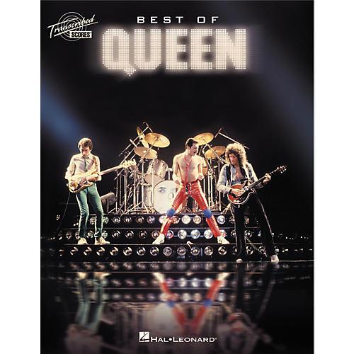 Hal Leonard Best of Queen-thumbnail