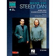 Cherry Lane Best of Steely Dan Guitar Signature Licks Book with CD