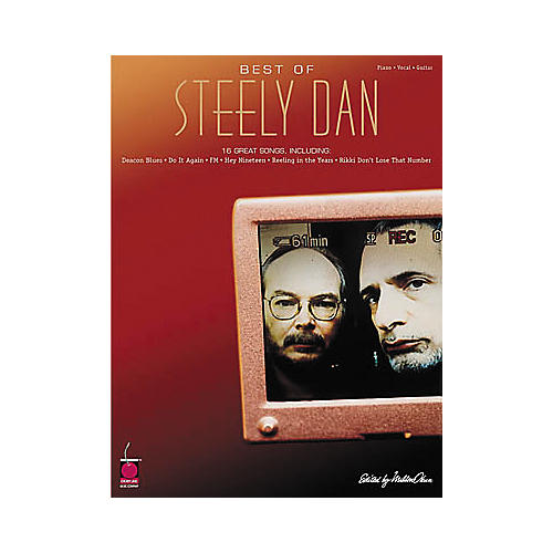 Cherry Lane Best of Steely Dan