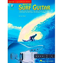 Hal Leonard Best of Surf Guitar (Book and CD Package)