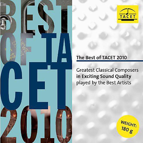 Alliance Best of Tacet 2010
