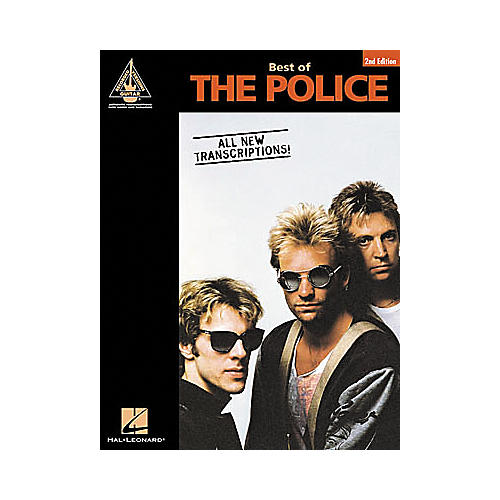 Hal Leonard Best of the Police 2nd Edition Guitar Tab Songbook
