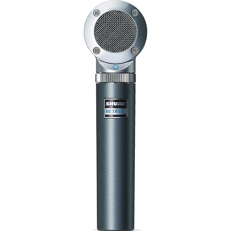 ShureBeta 181/O Instrument Mic