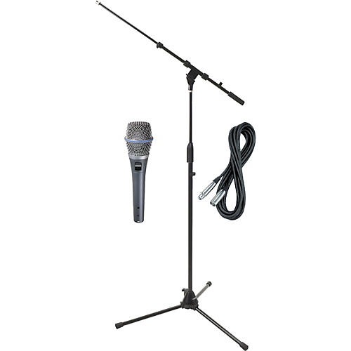 Shure Beta 87C HH Condenser Mic with Cable and Stand-thumbnail