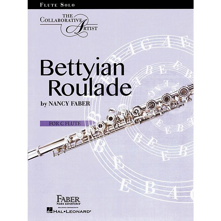 Faber MusicBettyian Roulade Flute Solo By Nancy Faber