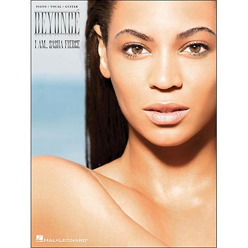Hal Leonard Beyonce I Am... Sasha Fierce PVG-thumbnail