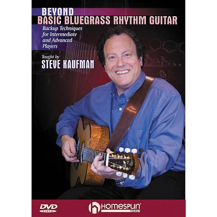HomespunBeyond Basic Bluegrass Rhythm Guitar (DVD)