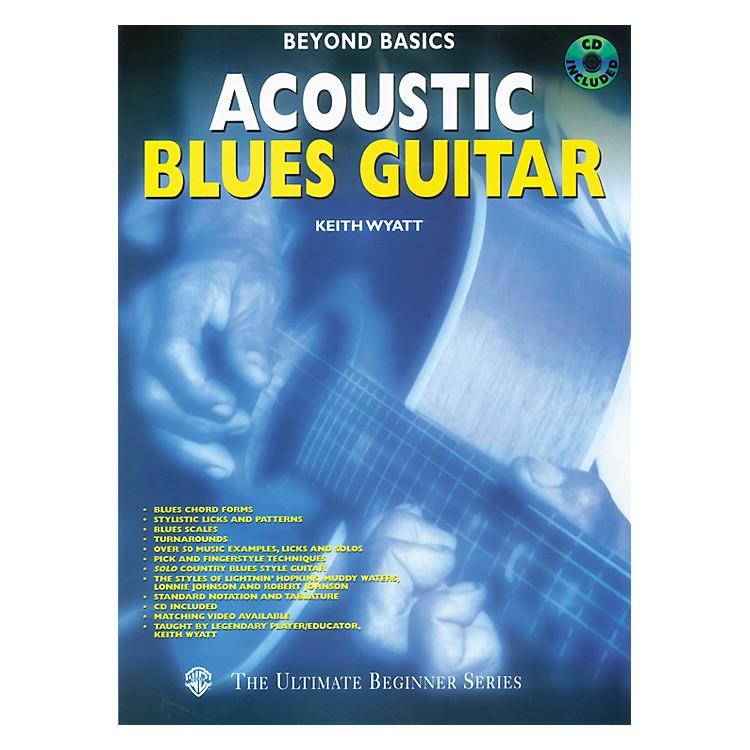 AlfredBeyond Basics - Acoustic Blues Guitar (Book/CD)