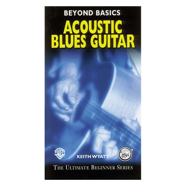 AlfredBeyond Basics - Acoustic Blues Guitar Video