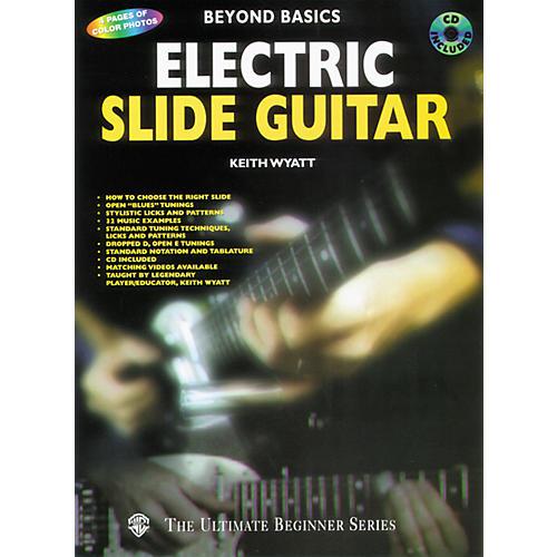 Warner Bros Beyond Basics - Electric Slide Guitar (CD)