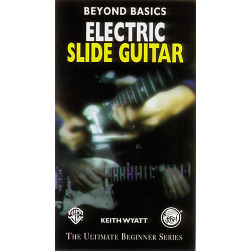 Alfred Beyond Basics - Electric Slide Guitar (VHS)