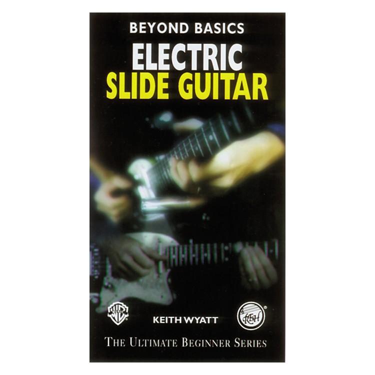 AlfredBeyond Basics - Electric Slide Guitar (VHS)