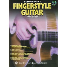 Alfred Beyond Basics - Fingerstyle Guitar (Book/CD)