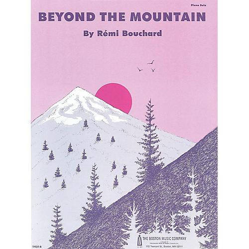 Music Sales Beyond The Mountain Music Sales America Series-thumbnail