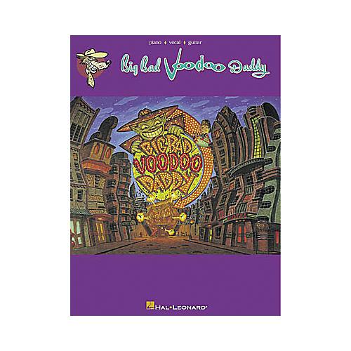 Hal Leonard Big Bad Voodoo Daddy Piano, Vocal, Guitar Songbook