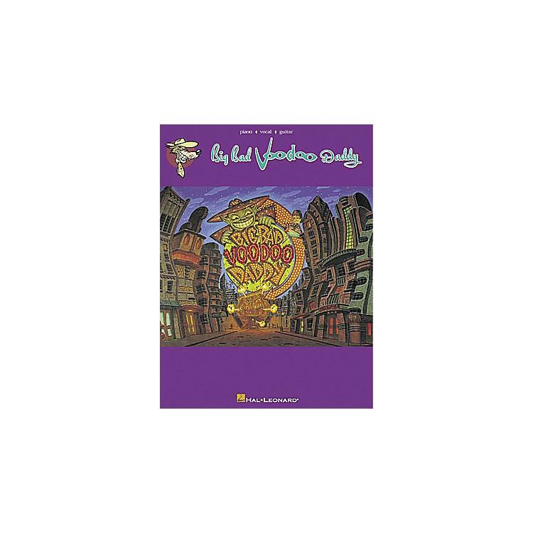 Hal LeonardBig Bad Voodoo Daddy Piano, Vocal, Guitar Songbook