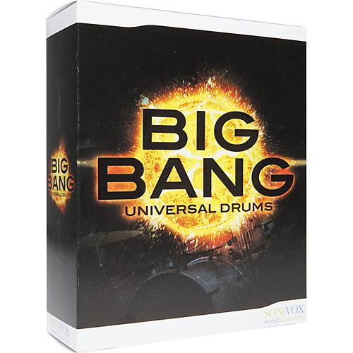 Sonivox Big Bang Universal Drums Software
