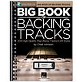 Hal Leonard Big Book Of Backing Tracks - 200 High-Quality Play-Along Tracks in All Styles (Book/USB)