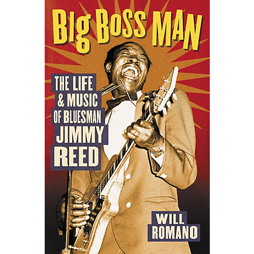 Backbeat Books Big Boss Man - The Life And Music Of Bluesman Jimmy Reed Book-thumbnail