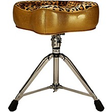 Pork Pie Big Boy Throne with Leopard top