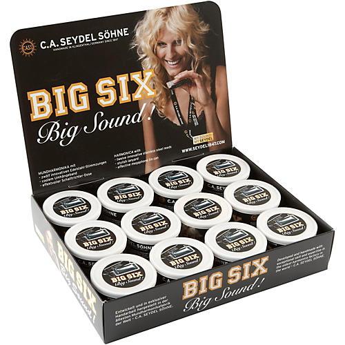 SEYDEL Big Six 12x Blues Classic