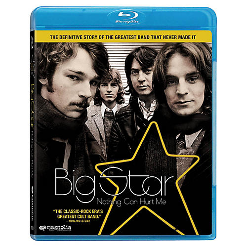 Magnolia Home Entertainment Big Star: Nothing Can Hurt Me (Blu-Ray Disc) Magnolia Films Series DVD Performed by Big Star-thumbnail