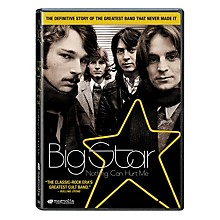 Magnolia Home Entertainment Big Star: Nothing Can Hurt Me Magnolia Films Series DVD Performed by Big Star