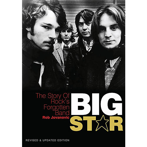 Jawbone Press Big Star: The Story of Rock's Forgotten Band Book Series Softcover Written by Rob Jovanovic-thumbnail