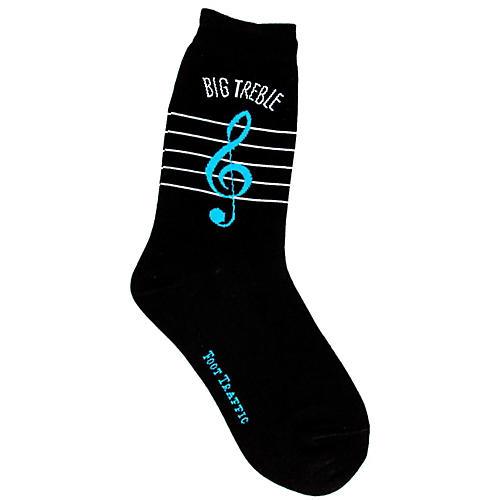 Foot Traffic Big Treble Socks