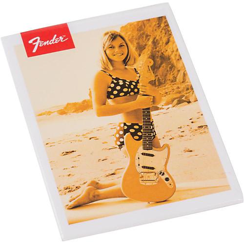 Fender Bikini Girl Magnet-thumbnail