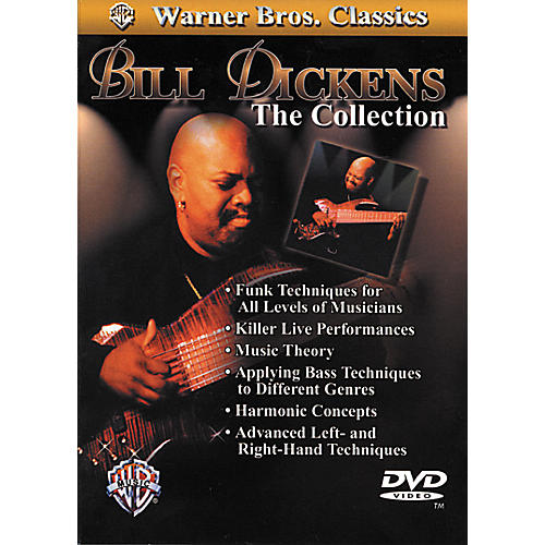 Alfred Bill Dickens - The Collection DVD
