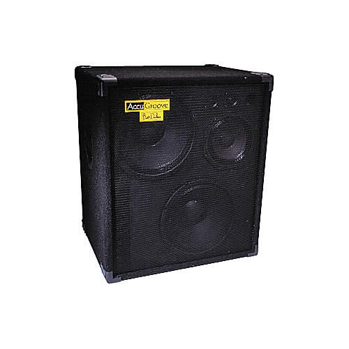 AccuGroove Bill Dickens Signature 212 Bass Cabinet-thumbnail