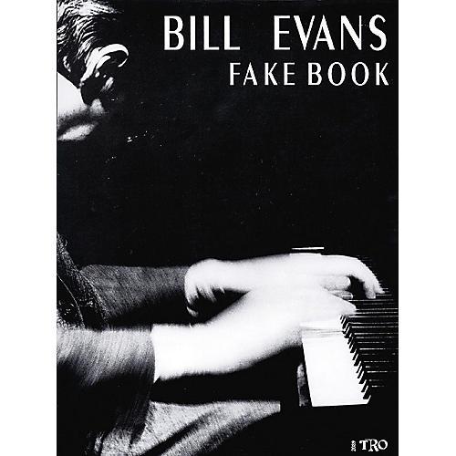 TRO ESSEX Music Group Bill Evans Fake Book Richmond Music ¯ Folios Series Performed by Bill Evans-thumbnail